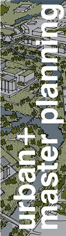 urban + master planning
